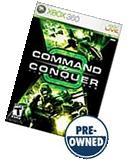 Command & Conquer 3: Tiberium Wars - Pre-owned - Xbox 360
