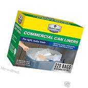 Member's Mark Commercial Can Liners 45-50 Gallon 220 ct