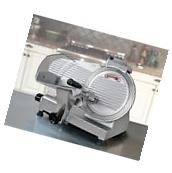 """Commercial Electric Meat Slicer 10"""" Blade 240w 530 rpm Deli"""