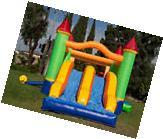 NEW Commercial Grade Double Slide Castle Kingdom Inflatable