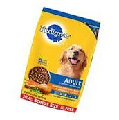 PEDIGREE Adult Complete Nutrition Roasted Chicken, Rice &