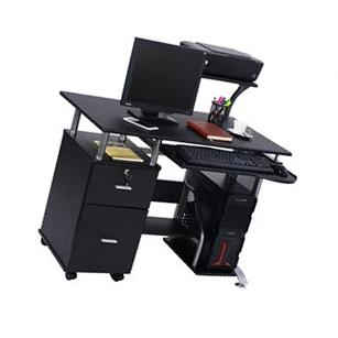 FREE Shipping Computer Desk PC Laptop Table Workstation