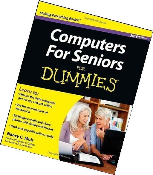 Computers for Seniors For Dummies ) of Muir, Nancy C. 3rd