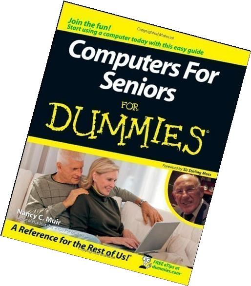 Computers for Seniors For Dummies by Muir, Nancy C.