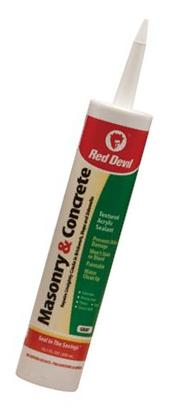 Red Devil #0646 10.1OZ Concrete Caulk