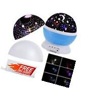 Constellation Night Light Baby Kids Room Moon Star Sky