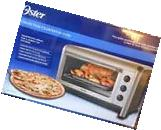 Oster Convection Countertop Oven Brushed Stainless Toaster
