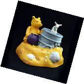 Cookie Jar -  Disney Classic POOH & PIGLET Adventure At Sea Treasure Craft 2002