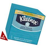 Kleenex Cool Touch Facial Tissue 2-Ply 50ct
