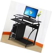 Corner PC Computer Desk Laptop Table Student Workstation