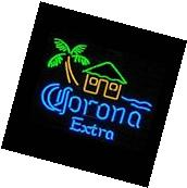 "New Corona extra palm tree house Pub Bar Neon Sign 20""x16"""