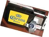 Corona Mexican Beer Bottle Cap Opener & Card / Cap Catcher
