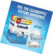 504pk Cottonelle Fresh Care Flushable Moist Wipes Cleansing