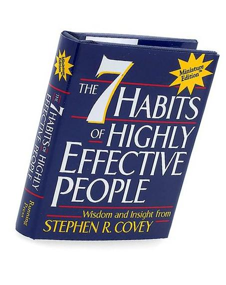 BY Covey, Stephen R. hardcover{The 7 Habits of Highly