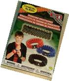 Creativity for Kids Paracord wristband survival bracelet