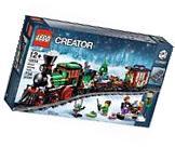 LEGO CREATOR Winter Holiday Train 10254  NEW SEALED - Free