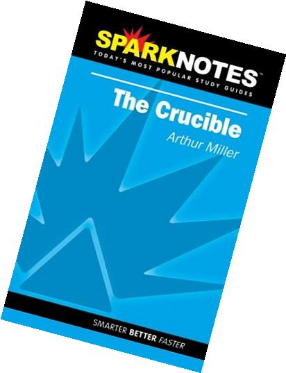 Spark Notes The Crucible