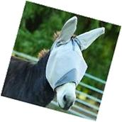 CASHEL CRUSADER MULE DONKEY FLY MASK WARMBLOOD HORSE LONG