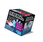 Crystal Growing 4m Experiment Kit New Educational Children