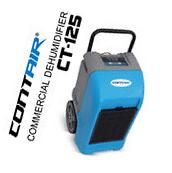 Contair® CT-125 ETL Certified Commercial Grade Dehumidifier