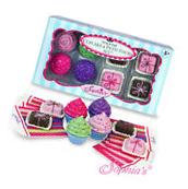 """Sophia's Cupcakes and Petit Fours for 18"""" American Girl Doll"""