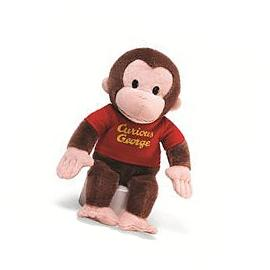 Gund Curious George 12 Inch Plush