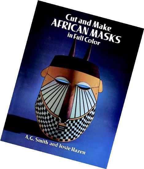 Cut & Make African Masks