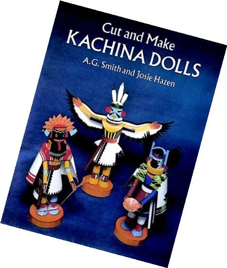 Cut and Make Kachina Dolls