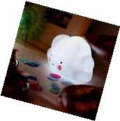 Cute Cloud Kids Baby Children Portable LED Night Light