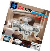 Cheerson CX-10W Wifi FPV 2.4G 6-Axis GYRO MINI RC Quadcopter