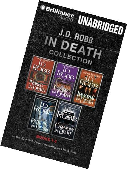 J.D. Robb in Death Collection, Books 1-5