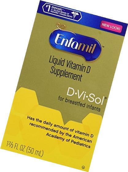 D-Vi-Sol Vitamin D Supplement Drops 1.66 fl oz