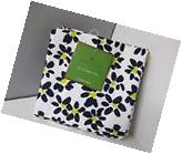 KATE SPADE DAISY FIELDS 2 PACK DISH TOWELS..NAVY BLUE &