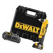 DeWalt DCD740C1 20V MAX Li-Ion Compact Right Angle Drill Kit