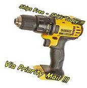 DeWalt DCD780B 20V 20Volt Lithium Li-Ion 1/2 Cordless Speed