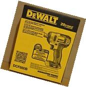 "DeWALT DCF880B 20V Li-Ion Cordless 1/2"" Impact Wrench w/"