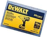 "Dewalt DCF889M2 20-Volt 1/2"" High Torque Impact Wrench  4.0"