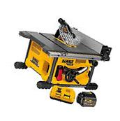 DEWALT DCS7485T1 FLEXVOLT 60V MAX Table Saw Kit, 8-1/4