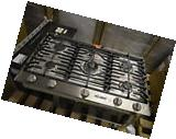 """Dacor DCT365SNG 36"""" Stainless Gas 5 Burner Cooktop NOB #8310"""