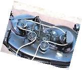 "CRAFTSMAN 42"" DECK 164963 WITH DECK WHEELS & NOSE ROLLER"