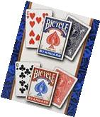 NEW Sealed Package Deck of BICYCLE Standard Face Poker