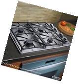 Decor Renaissance Rgc304sng 30 Inch Gas Cook Top. Brand New
