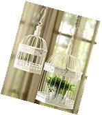 Decorative Bird Cage Vintage Metal Large Small Hanging
