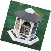 Kay Home Products Deluxe Gazebo Bird Feeder Stylish Large