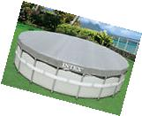 Intex 16' Deluxe Pool Cover Frame Swimming Pool Cover