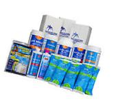 Deluxe Spring Pool Start-Up Opening Chemical Kit For Pools