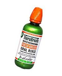 Therabreath Dentist Recommended Fresh Breath Oral Rinse