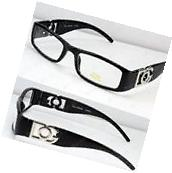 Eyewear Clear Lens Frame Eye Glasses Fashion Nerd Mens