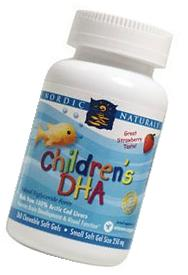 Nordic Naturals Children's DHA -- 360 Chewables