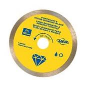 QEP 4 in. Premium Diamond Blade for Wet or Dry Cutting